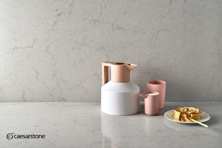 Bianco Drift Quartz Surfaces 1 Ital Living