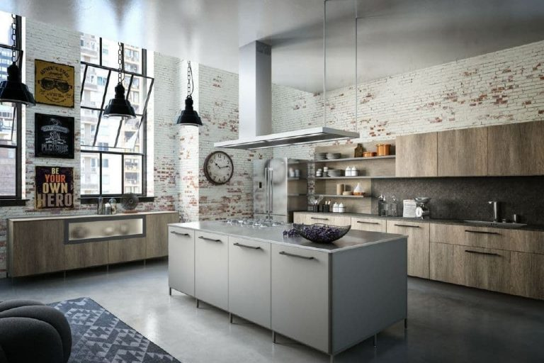 Energy Industrial Kitchen 1 Ital Living