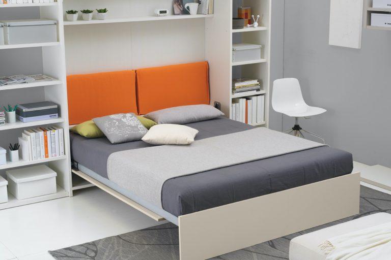 Hidden Double Bed 2 Ital Living