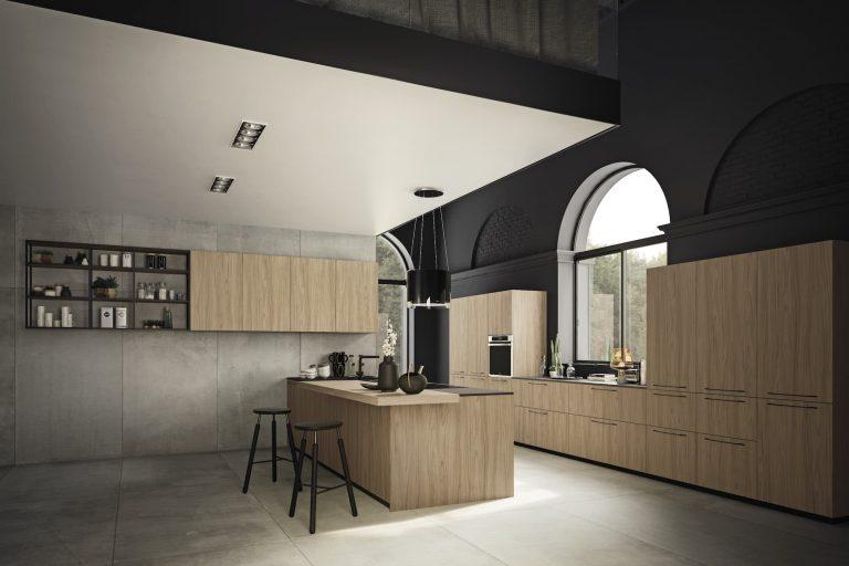 Noce Caldo Kitchens Ital Living 6