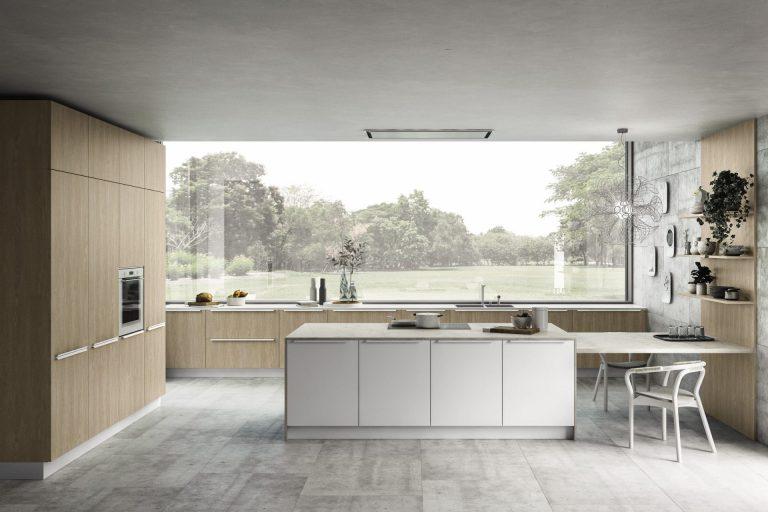 Rovere Nordico Plana Kitchens 1 Ital Living