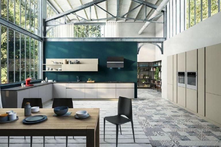 Urban Poro Aperto Kitchens 1 Ital Living