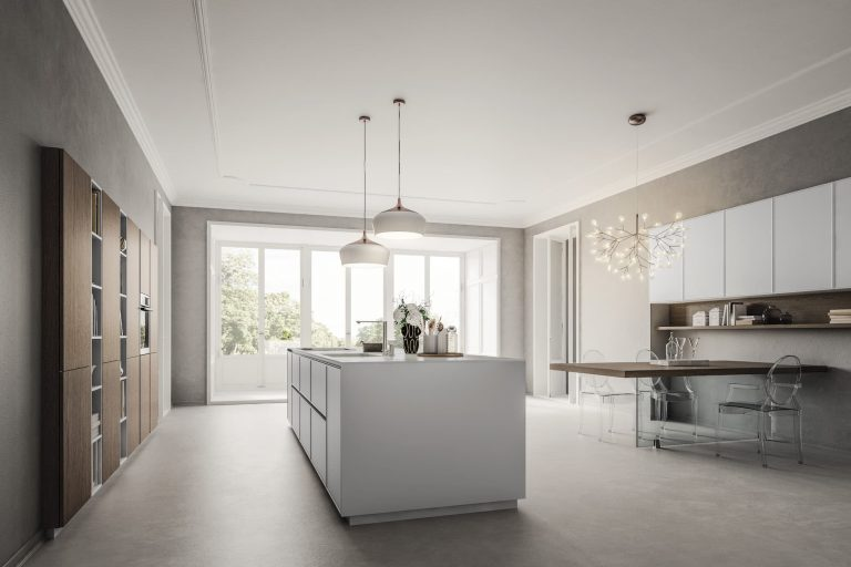Urban Sky Telaio Kitchens 3 Ital Living