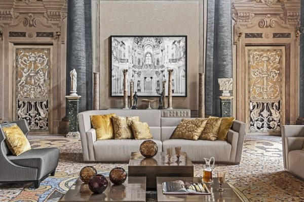 italian furniture fendi casa